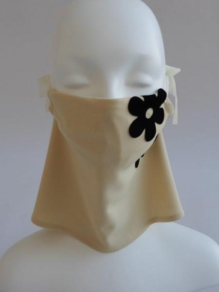 さえら【ポテチーノ】の可愛くて機能的なマスク・ネックカバー