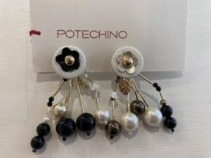 さえら【ポテチーノ】の可愛いイヤリング